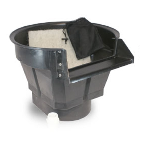 Pondbuilder waterfall pb1281 for Small pond pump filter combo