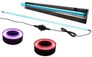 Lightbars and Rings